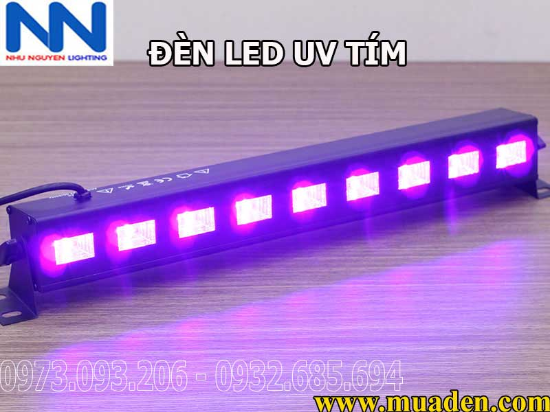đèn uv mini