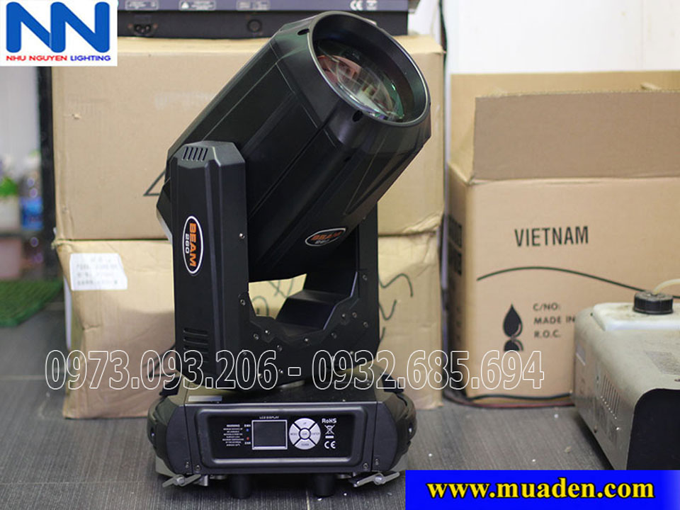 đèn moving beam 260