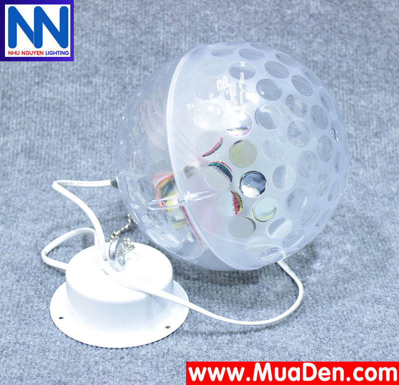 layout led globe ball