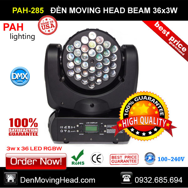 Moving head beam 285 High quality