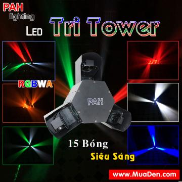 Đèn Led Tri Tower