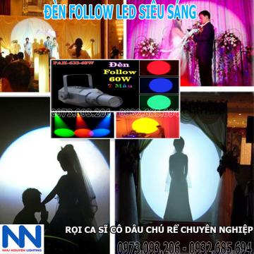 ĐÈN FOLLOW LED MINI