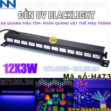 ĐÈN UV BLACKLIGHT