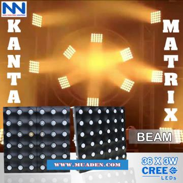 Đèn Led MaTrix Beam 36x3w