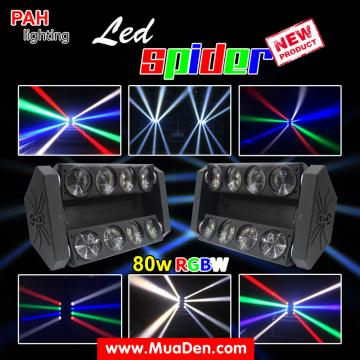 Led Spider 8 tia