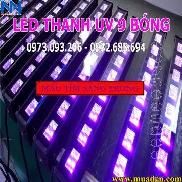 LED THANH UV