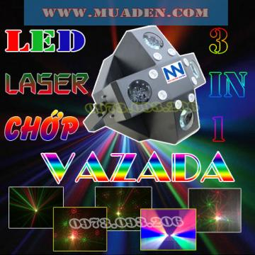 Đèn led 3 in 1 Vazada