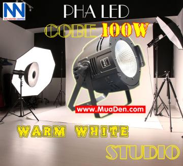Led pha warm white Studio