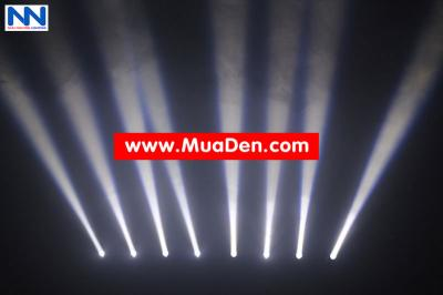DEN VU TRUONG Moving led four beam  cực sáng 10