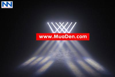 DEN VU TRUONG Moving led four beam  cực sáng 11