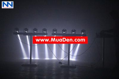 DEN VU TRUONG Moving led four beam  cực sáng 13