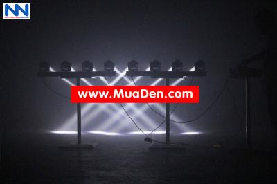 DEN VU TRUONG Moving led four beam  cực sáng 14