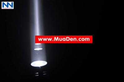 DEN VU TRUONG Moving led four beam  cực sáng 16
