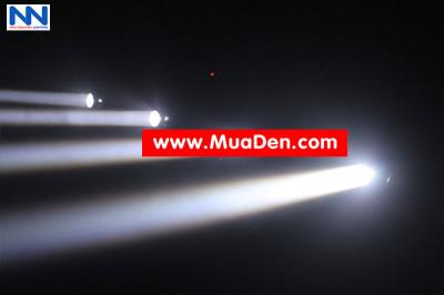DEN VU TRUONG Moving led four beam  cực sáng 19
