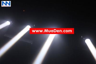 DEN VU TRUONG Moving led four beam  cực sáng 20