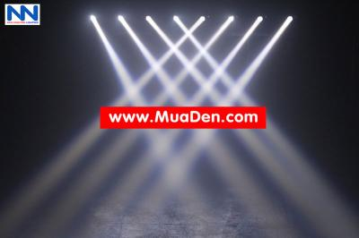 DEN VU TRUONG Moving led four beam  cực sáng 2