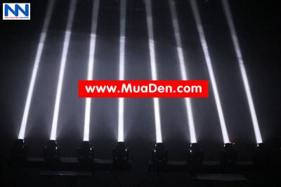 DEN VU TRUONG Moving led four beam  cực sáng 4
