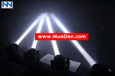 DEN VU TRUONG Moving led four beam  cực sáng 5