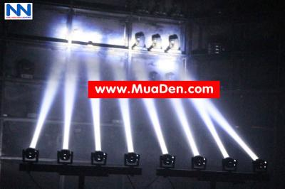 DEN VU TRUONG Moving led four beam  cực sáng 6