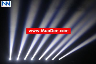 DEN VU TRUONG Moving led four beam  cực sáng 7
