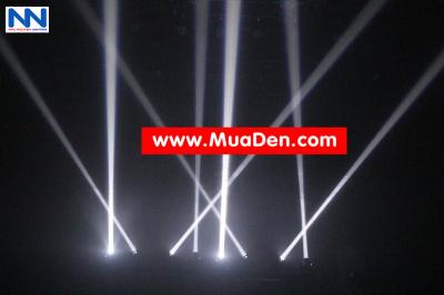 DEN VU TRUONG Moving led four beam  cực sáng 8